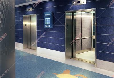 外贸电梯万博意甲网装饰案例1