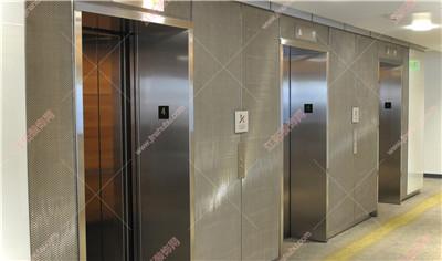 天津电梯万博意甲网装饰案例4