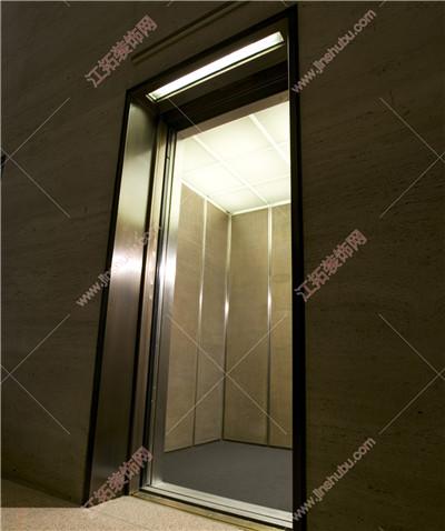 银色电梯万博意甲网装饰案例5