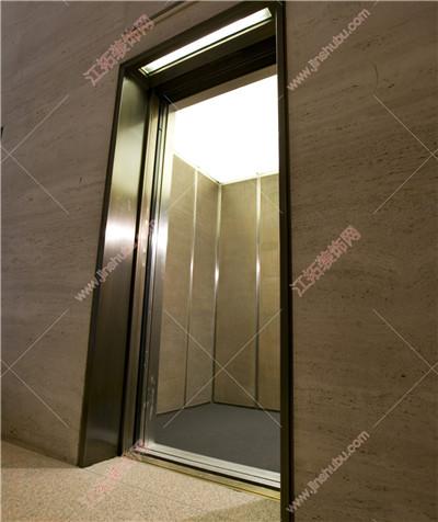 电梯万博意甲网装饰案例5